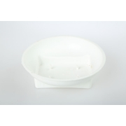 Half round white