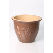 Bamboo Carving jar2