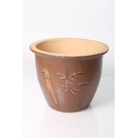 Bamboo Carving jar2